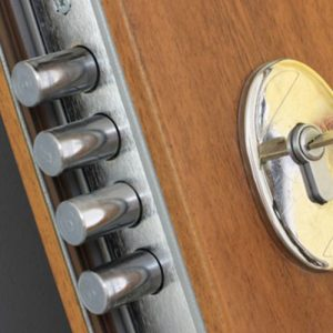 Security Systems locker in Philadelphia