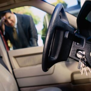 car lockout required locksmith services