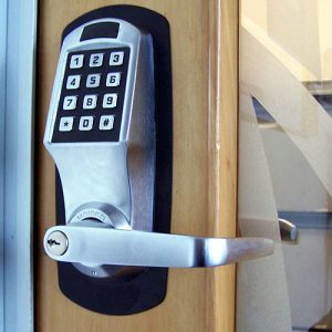 commercial Security Systems locksmith services