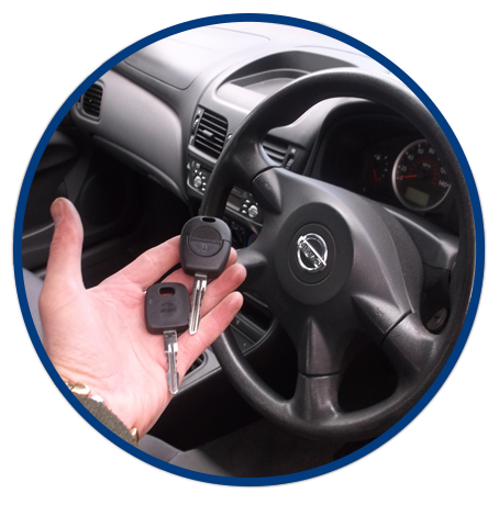 nissan car auto locksmith